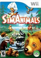 SimAnimals - Nintendo  Wii Game