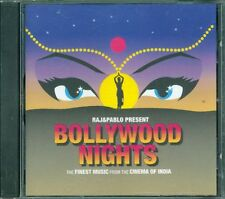 Bollywood Nights The Finest Music From The Cinema Of India Cd Eccellente