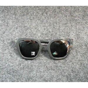Oakley Side Swept 51-22-141 Women Sunglasses Carbon Prizm Black Polarized