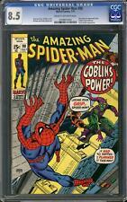 Amazing Spider-Man #98 CGC 8.5 (C-OW)