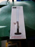 """NEW Star Wars Luke Skywalker Lightsaber Table Lamp 23.4"""""""
