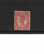 1898-1900 Queensland - Queen Victoria - Used -  Nicely Cancelled.