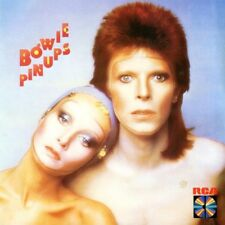 David Bowie - Pinups * RCA 1984 * Made in Germany/Japan *