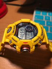 CASIO G SHOCK RANGEMAN GW9400 - YELLOW BAND