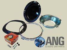 TVR 1600M, 2500M, 3000M '72-'80 HEADLAMP BOWL & TRIM REPLACEMENT KIT