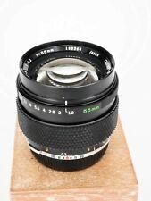 Olympus Zuiko Auto-S 55 mm 1:1,2 ++ inkl. 1 Jahr Foto-Schutz-Plus ++