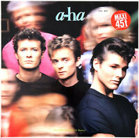 """a-ha 12"""" You Are The One (12"""" Remix) - Germany (VG/EX)"""