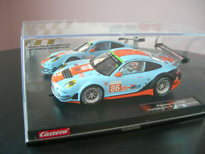 Carrera Digital 1/24 Exclusiv Porsche GT3 Gulf