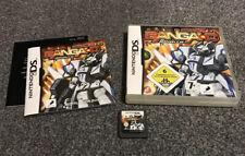 BANGAI-O SPIRITS Bangaio O - Nintendo DS - Complete CIB UK PAL Game - VGC