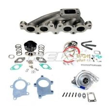 90-94 Toyota MR-2 3SGTE T3T4 Turbocharger Setup Kit