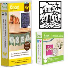 2 Cricut Cartridges - Year Round Holidays - Halloween, Christmas, Easter