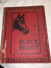 Antique Black Beauty Book & Other Stories-Illustrated-