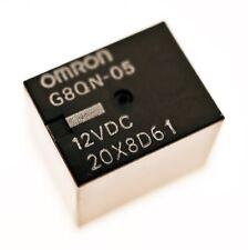 G8QN-05 12VDC OMRON Miniature Automotive PCB Relay 30A 12V #715883