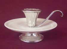 WEDGWOOD COLOSSEUM COLONIAL CANDLE HOLDER - NEW