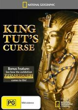 National Geographic - King Tut's Curse (DVD, 2011) New  Region 4