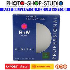 B+W 72mm Clear UV Haze Lens Filter (010) #70147 Camera DSLR Canon Nikon Sony