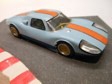 Top gebauter Gulf Porsche 904 GTS Scaleracer auf Plafit Chassis 1:24