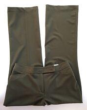 NWT Women's Worthington Dark Green Dress Pants-Sz 14