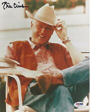 President BILL CLINTON Signed 8 x 10 PHOTO with PSA LOA