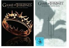 Game of Thrones Staffel 2+3 DVD Set NEU OVP