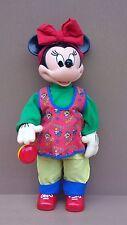 Automate MINNIE au YOYO Disney femme de Mickey MARCHE mais avance pas automaton