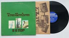Z Z TOP ~ RIO GRANDE MUD PROMO LP ~ Orig 1972 XPS 612