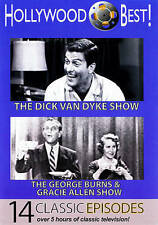 Hollywood Best! The Dick Van Dyke Show & The George Burns and Gracie Allen Show