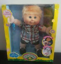 "Cabbage Patch Kids 14"" - Blonde Boy/Blue Eyes Doll"