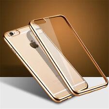Slim Handy Tasche Schutz Hülle Handyhülle Silikon Case Bumper Etui Schale Cover