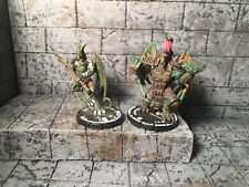 2 Mage Knight UNIQUES (dungeons And Dragons, DnD, RPG miniatures)