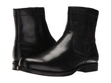 Men's Florsheim Midtown Plain Toe Zip Waterproof Leather Boot 12157 001