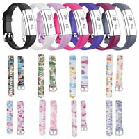 For Fitbit ACE Smart Watch Silicone Watchband Wrist Band Strap Kids Child