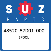 48520-87D01-000 Suzuki Spool 4852087D01000, New Genuine OEM Part