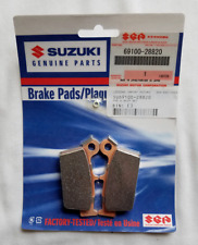 Suzuki Brake Pads Set For RMZ250 10-15 RMZ450 2008-2015 RMX450Z 2010 69100-28820