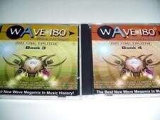 WAVE 180 NEW WAVE MEGAMIX Set 2 - 80's ultimix funkymix dj SMITHS BOLSHOI CURE