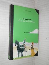 CON GLI OCCHI CHIUSI Federigo Tozzi Archimede I libri verdi 1998 narrativa libro