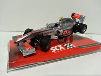 Slot Scx Scalextric A10080X3U0 Vodafone Mclaren Mercedes MP4-26 Button Nº4