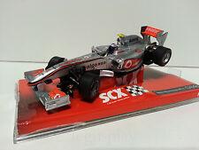 Slot SCX Scalextric A10080X3U0 Vodafone McLaren Mercedes MP4-26 Button Nº4