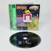 Namco Museum Vol. 1 Greatest Hits (Sony Playstation, 1995) Complete