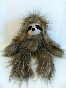 "Jellycat of London Sloth Brown Tan 16"" Plush"
