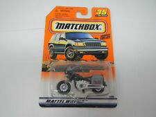 Matchbox Police Motorcycle #35