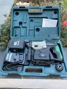Hitachi 24v Hammer Drill