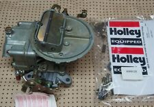 Holley 2 barrel carb with air cleaner brand new never used