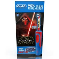 Oral-B Vitality STAR WARS Childrens Electric Toothbrush & Pencil Case, Dark Side