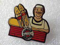 Pin's vintage épinglette Collector Boulangerie Baguepi Lot PE072