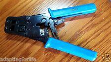 Nexxt Pro-2 Modular Ratchet Crimping Tool 8P8C/RJ45 4,6,8,10P Only 89.00