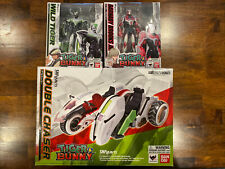 S.H.Figuarts Tiger & Bunny Lot Double Chaser Wild Tiger Barnaby Brooks Jr. CIB