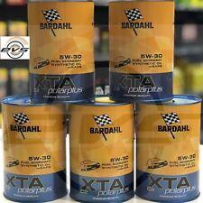 5 Lt Litri BARDAHL XTA 5W30 polarplus FE mSaps C2/A5/B5 Olio 100% Sintetico