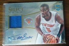 2013-14 Panini Select Tim Hardaway Jr. Auto Autograph RC Rookie NY Knicks  #12