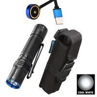 Olight M2R Warrior 1500 lumen USB Rechargeable CREE LED Tactical Flashlight